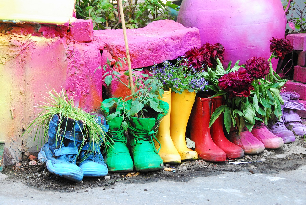 Meer kleur in de tuin