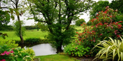 Rustgevende tuin